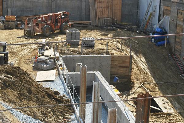 Ground-Up Construction